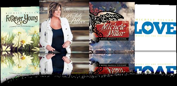 Michele Pillar Media Page | Untangle Me Story